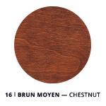 brun moyen