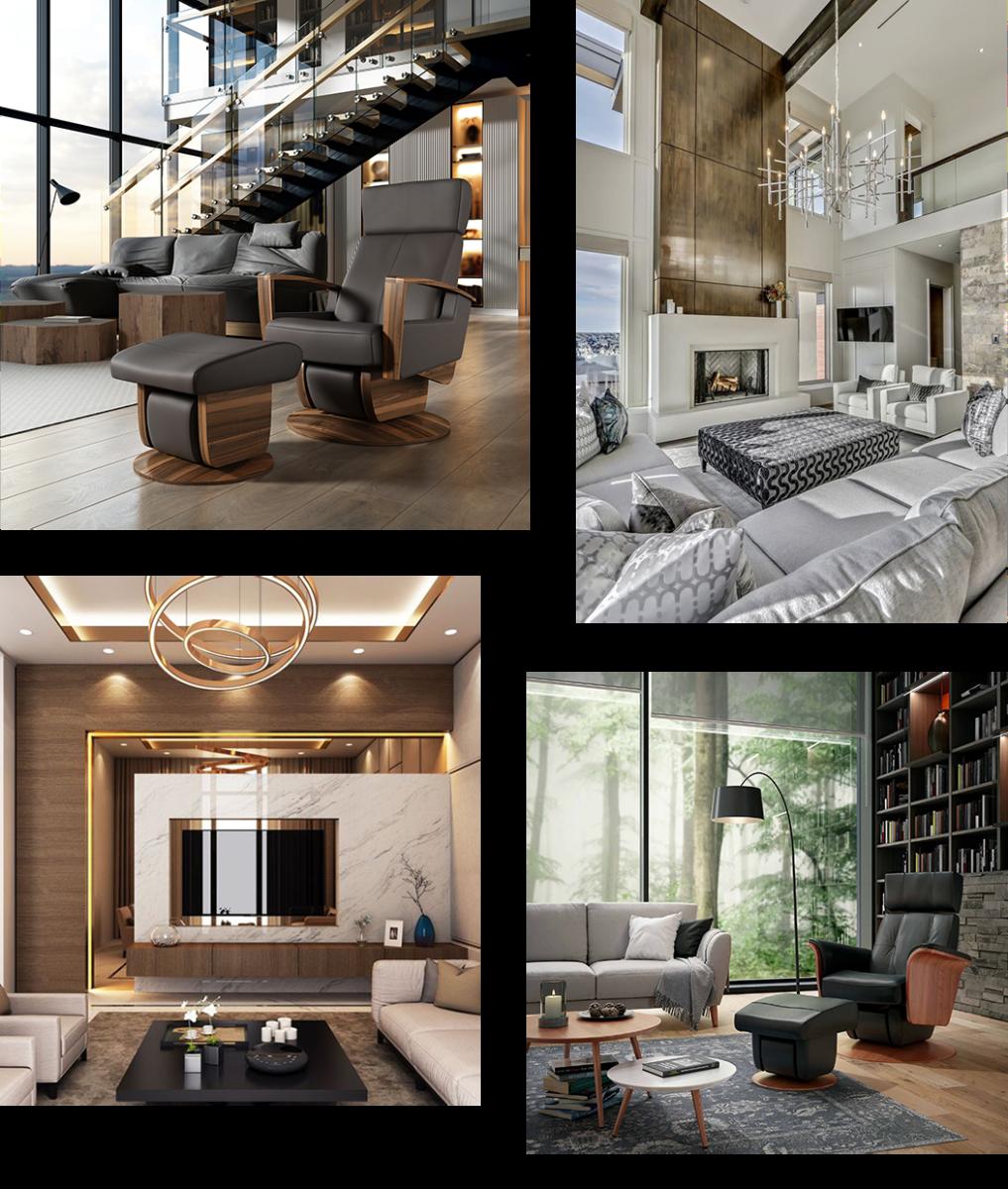 modern decor ideas