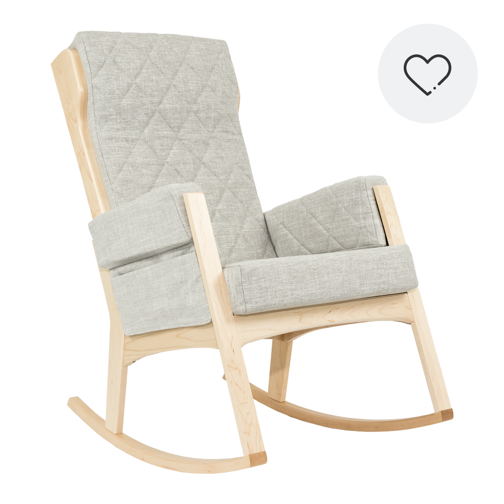 Margot Grand Rocking Chair - Ready to ship