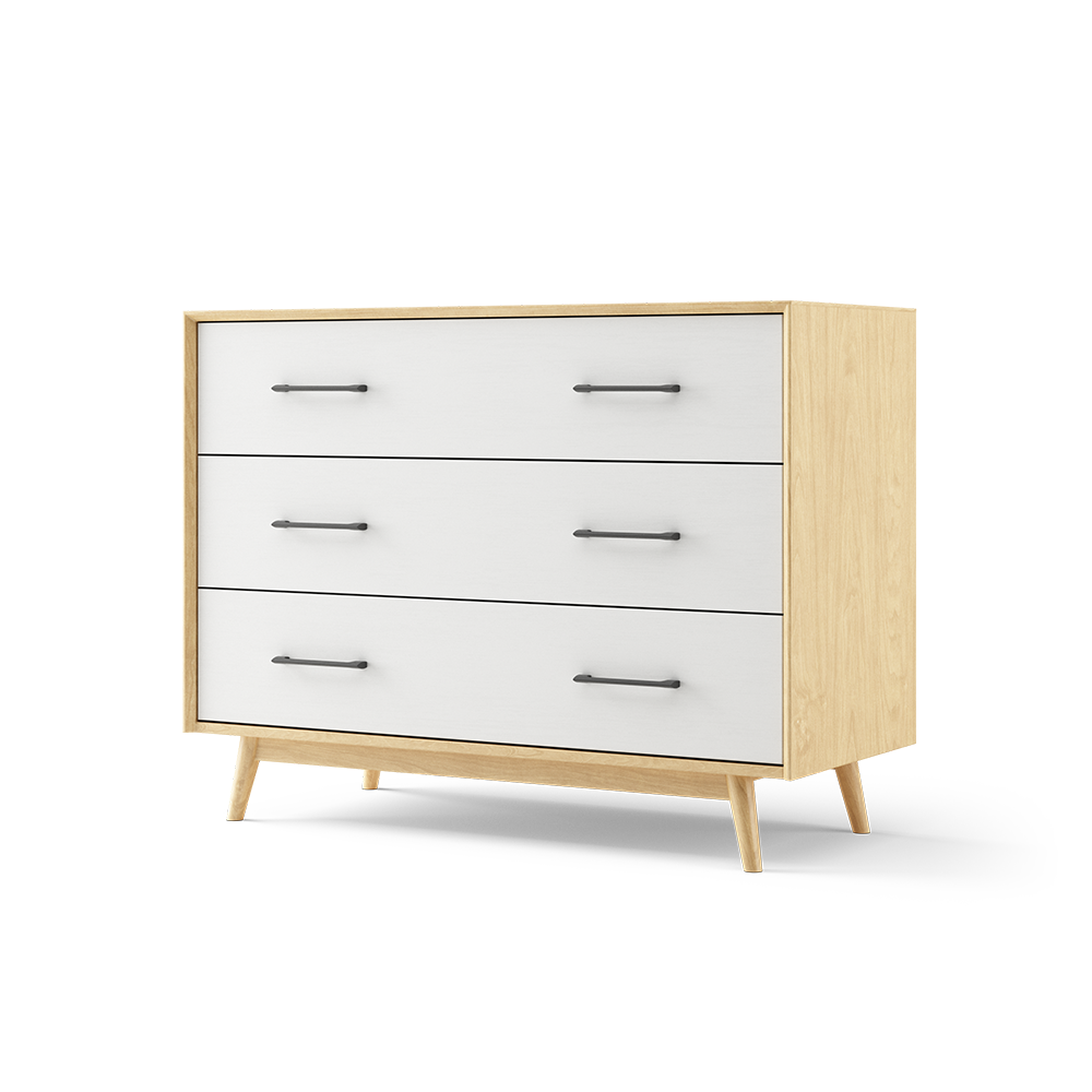 Lollipop 3-drawer dresser
