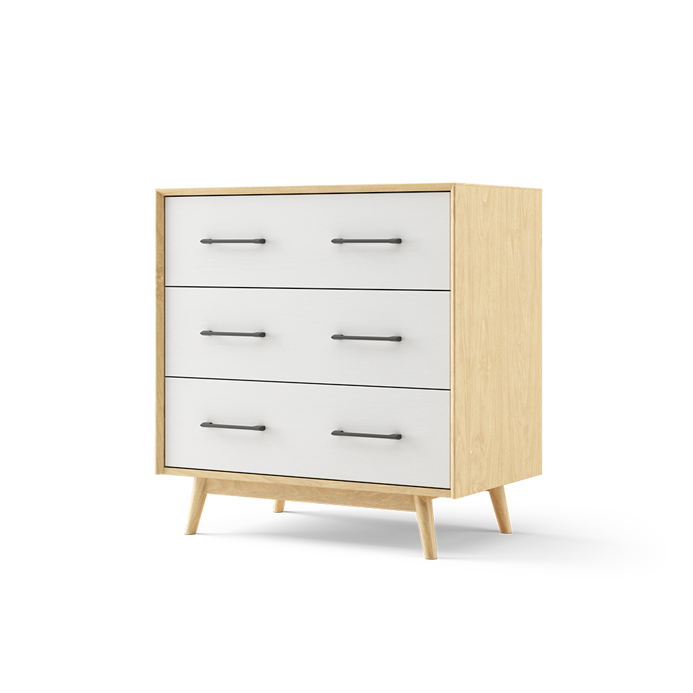 Lollipop mini 3-drawer dresser