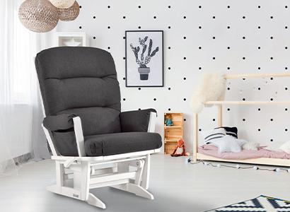 Aspen grand glider chair