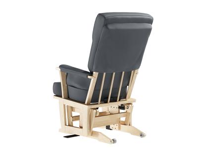 Slip on backrest for safety