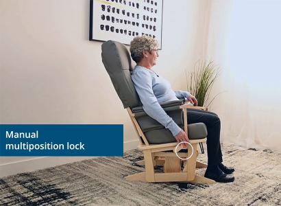 Multiposition lock